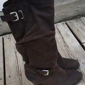 Guess high heels boot 👢